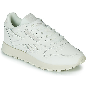 Baskets Reebok Classic Leather Iridescent BlancArgent Femme