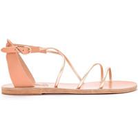 Chaussures Femme Sandales et Nu-pieds Ancient Greek Sandals Sandale Ancient Greek Sandales Modèle Meloivia en cuir Or