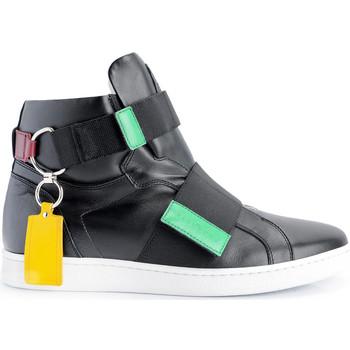 Chaussures Homme Baskets montantes John Richmond  Noir