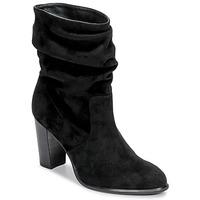 Chaussures Femme Bottines Unisa ULANO Noir