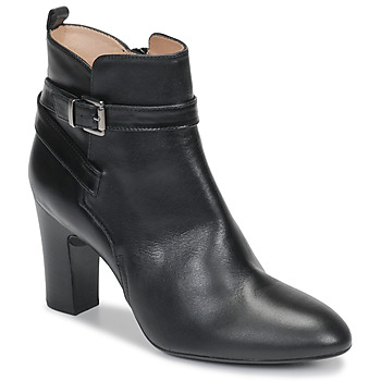 Chaussures Femme Bottines Unisa UMBRIA Noir