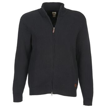 Vêtements Homme Gilets / Cardigans Dockers SWEATER FZ Noir