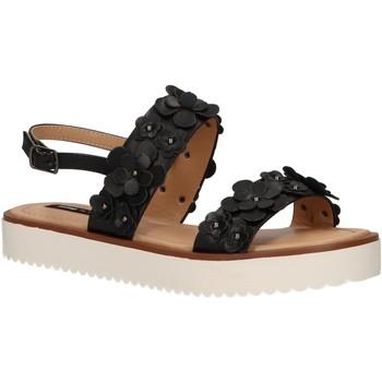 Chaussures Femme Sandales et Nu-pieds MTNG 50055 Negro