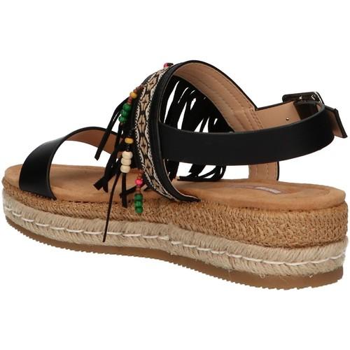 Et Negro pieds Mtng 50042 Sandales Nu Femme ym0Nnw8OvP