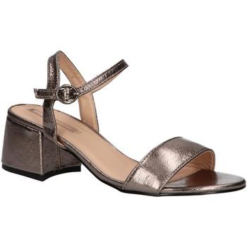 Chaussures Femme Sandales et Nu-pieds MTNG 58415 Gris