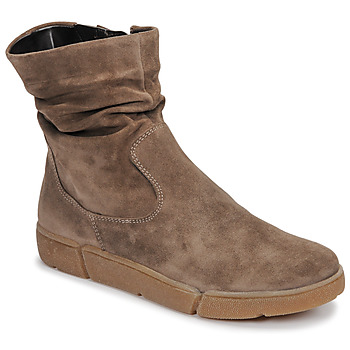 Chaussures Femme Boots Ara 14437-69 Taupe