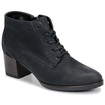 Chaussures Femme Bottines Ara 16915-77 Bleu