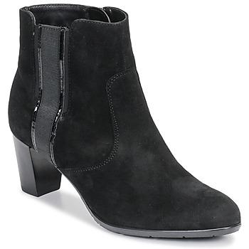 Chaussures Femme Bottines Ara 43413-73 Noir