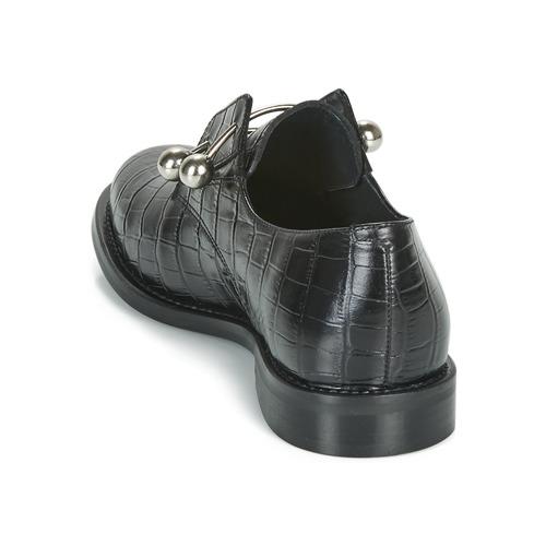 Jonak Femme Chaussures Noir Duthen Derbies OkTZiPXu