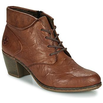 Chaussures Femme Bottines Rieker Y2131-24 Marron