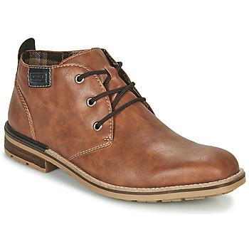 Chaussures Homme Boots Rieker BELAM Marron