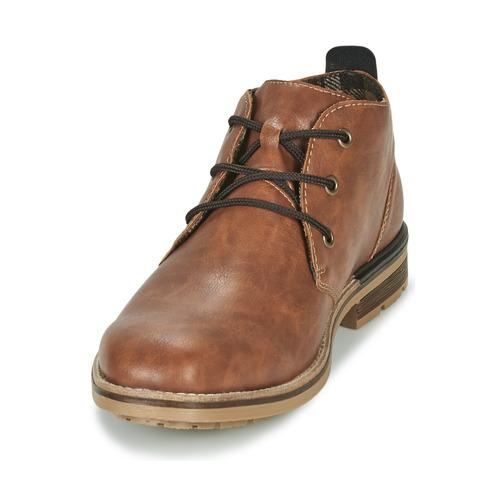 Marron Belam Rieker Boots Homme Rieker Belam 2IHD9E