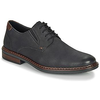 Chaussures Homme Derbies Rieker 17600-01 Noir