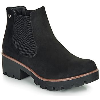 Chaussures Femme Bottines Rieker 99284-00 Noir