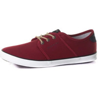 Chaussures Homme Baskets basses Chaussures Redskins NAKAT ROUGE+NOIR Rouge