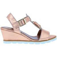 Chaussures Femme Sandales et Nu-pieds Carmela Carmela 66758 Sandalias Casual de Mujer Beige