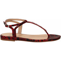 Chaussures Femme Sandales et Nu-pieds Unisa CHARLE passion-rosso