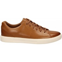 Chaussures Homme Baskets basses Clarks UN COSTA LACE LEATHER tan-marrone