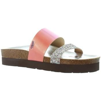 Chaussures Femme Sandales et Nu-pieds Pepe jeans Sandales  ref_pep46176 148 Rose rose