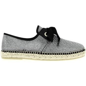 Chaussures Femme Espadrilles La Maison De L'espadrille 1080 ARGENT