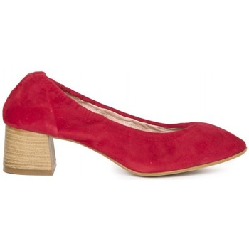 Chaussures Femme Escarpins By Peppas BY SEVILLA Rouge