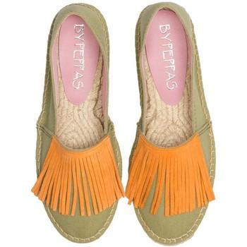 Chaussures Femme Espadrilles By Peppas AL MINNI Marron