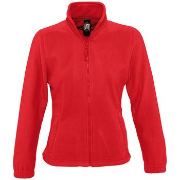 Vêtements Femme Polaires Sols NORTH POLAR WOMEN Rojo