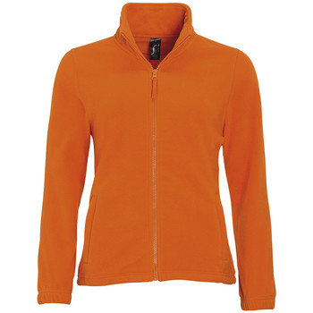 Vêtements Femme Polaires Sols NORTH POLAR WOMEN Naranja