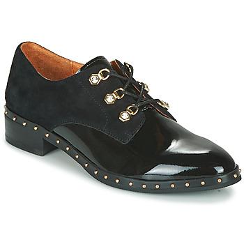 Chaussures Femme Derbies Mam'Zelle SITAR Noir