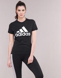 Vêtements Femme T-shirts manches courtes adidas Performance DY7734 Noir