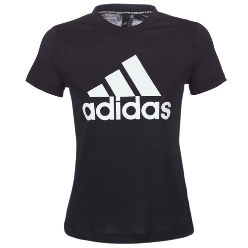 Adidas shirts Femme Dy7734 T Courtes Performance Manches Noir WIH2eDE9Y