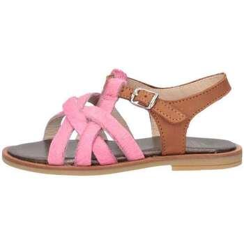 Chaussures Enfant Sandales et Nu-pieds Two Con Me By Pepe' TWO/S1-VITPOSGE FUXI Cuir / fuchsia