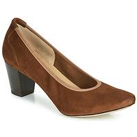 Chaussures Femme Escarpins Perlato VENUL Cognac