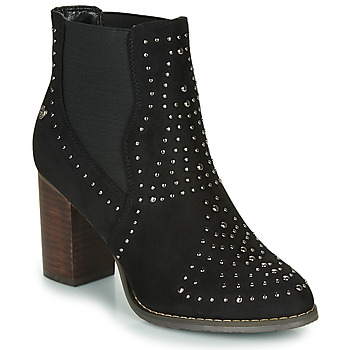 Chaussures Femme Bottines Xti LOVALO Noir