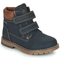 Chaussures Garçon Boots Tom Tailor 73003-BLEU Bleu