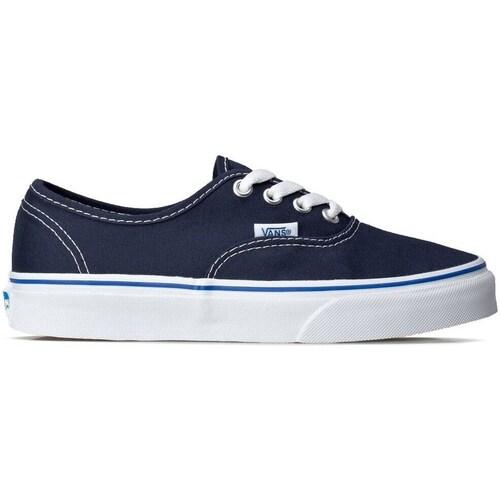 vans bleu marine pour femme