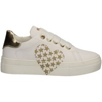 Chaussures Fille Baskets basses Asso AG-550 BLANC