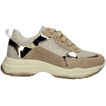 Chaussures Fille Baskets basses Asso AG-1400P BEIGE