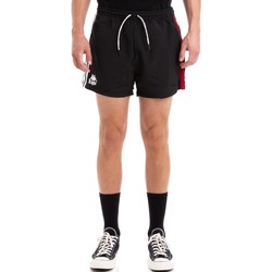 Vêtements Homme Shorts / Bermudas Kappa AUTHENTIC BATEN COSTUME NERO Noir