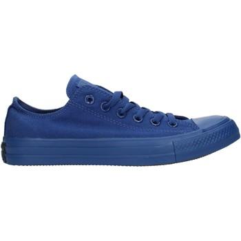 Chaussures Baskets basses Converse 15270 bleu