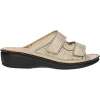 Chaussures Femme Mules Clia Walk Estraibile408 platine