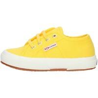 Chaussures Enfant Baskets basses Superga 2750S0003C0 Tournesol jaune