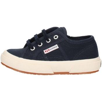 Chaussures Enfant Baskets montantes Superga 2750S0003C0 bleu
