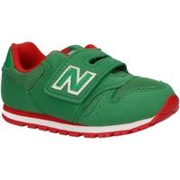 Chaussures Enfant Multisport New Balance IV373GR Verde