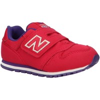 Chaussures Enfant Multisport New Balance IV373PY Rosa