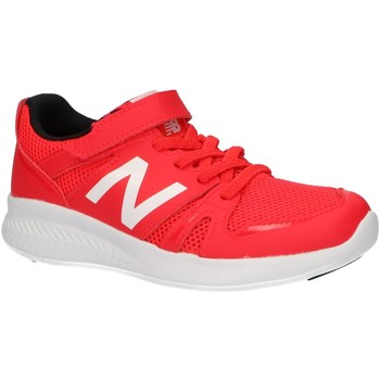 Chaussures Enfant Multisport New Balance YT570OR Rojo