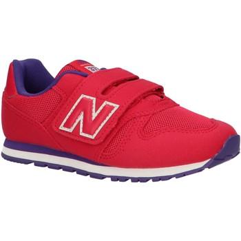 Chaussures Enfant Multisport New Balance YV373PY Rosa