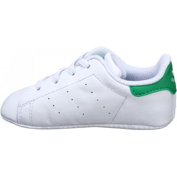 Chaussures Garçon Baskets basses adidas Originals Basket garçon Stan Smith Blanc