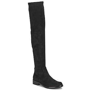 Chaussures Femme Cuissardes Caprice LITIA Noir