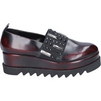 Chaussures Femme Slip ons Olga Rubini slip on cuir synthétique bordeaux